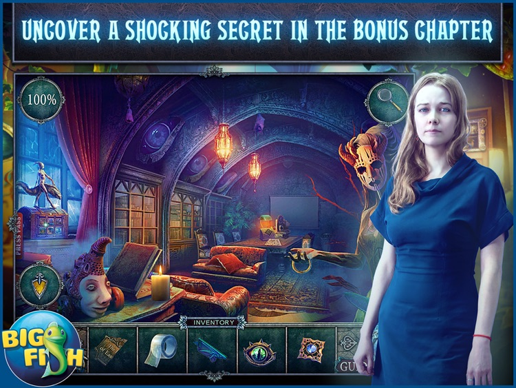 Fear for Sale: City of the Past HD - A Hidden Object Mystery screenshot-3