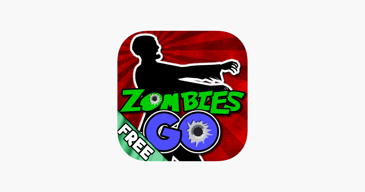 Zombies GO! Fight The Dead Walking Everywhere with Augmented