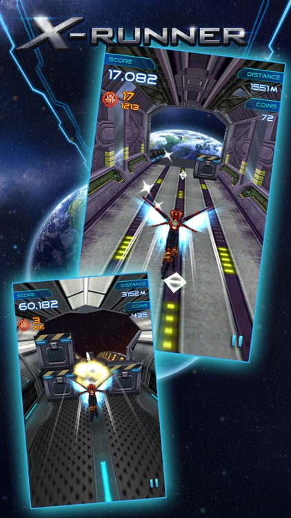 X-Runner screenshot-0