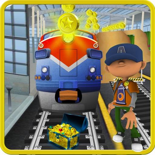 Subway Dash Run