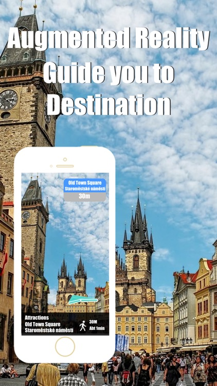 Prague travel guide with offline map and metro transit by BeetleTrip