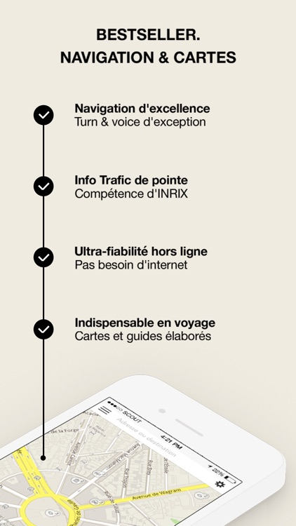 Scout Navigation & Cartes (F)