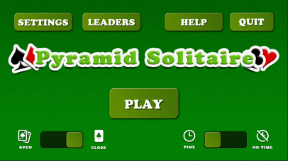 Pyramid Solitaire Free Play