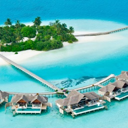HD Cities - Maldives Wallpapers