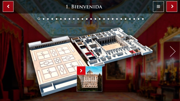 Palacio Real de Madrid screenshot-3