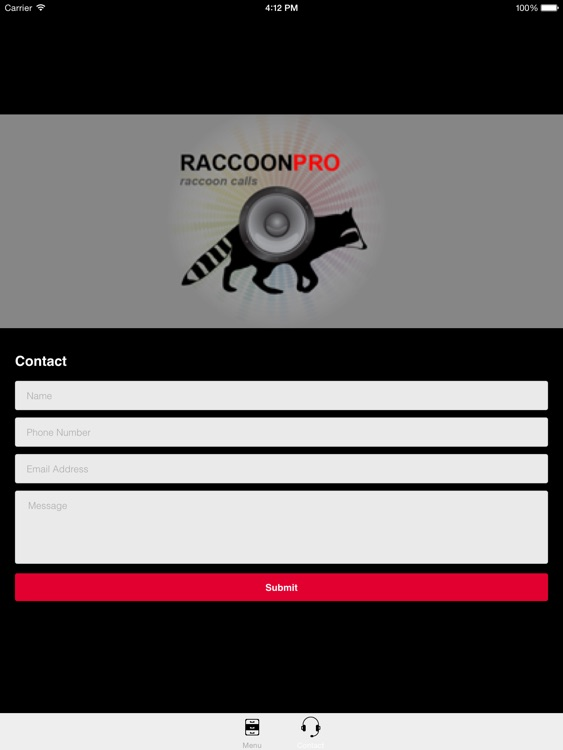 REAL Raccoon Calls & Raccoon Sounds for Raccoon Hunting screenshot-2