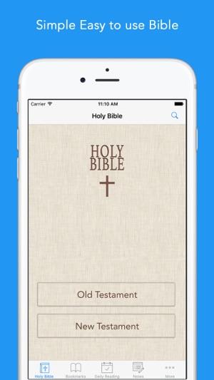 KJV Bible: King James Version on the App Store