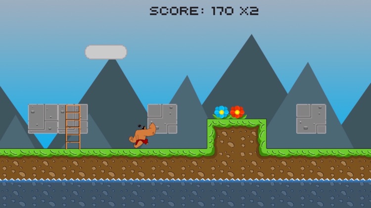 Hugo Run: The awesome game screenshot-4