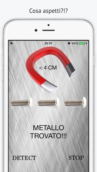Metal Distance - metal detector