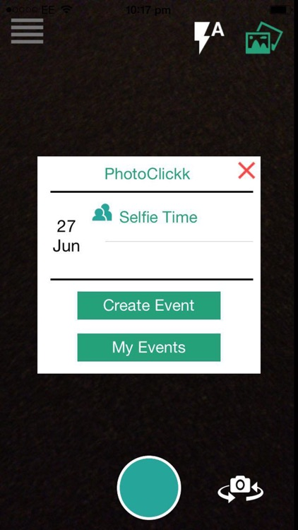 PhotoClickk Snap & Share