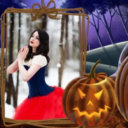 Halloween Photo Frame - Amazing Picture Frames & Photo Editor