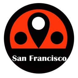 San Francisco travel guide with offline map and California bart subway transit by BeetleTrip