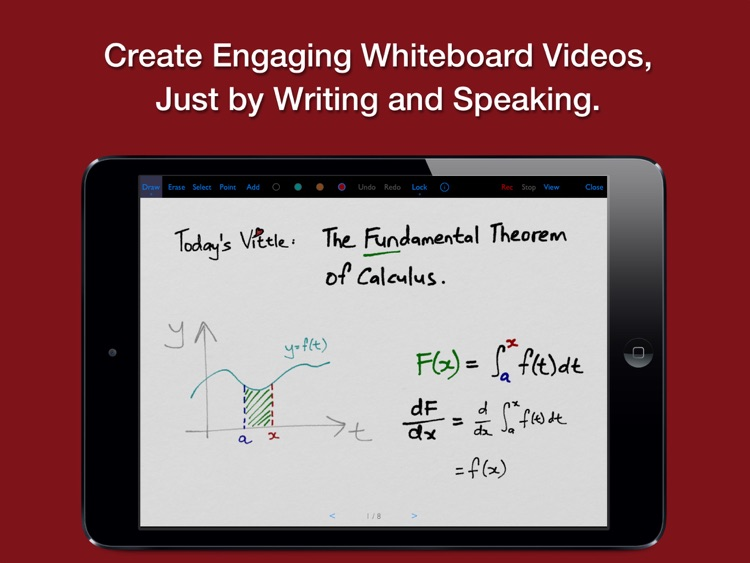 Vittle Pro Video Whiteboard