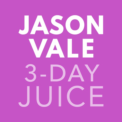 Jason Vale's 3-Day Juice Challenge