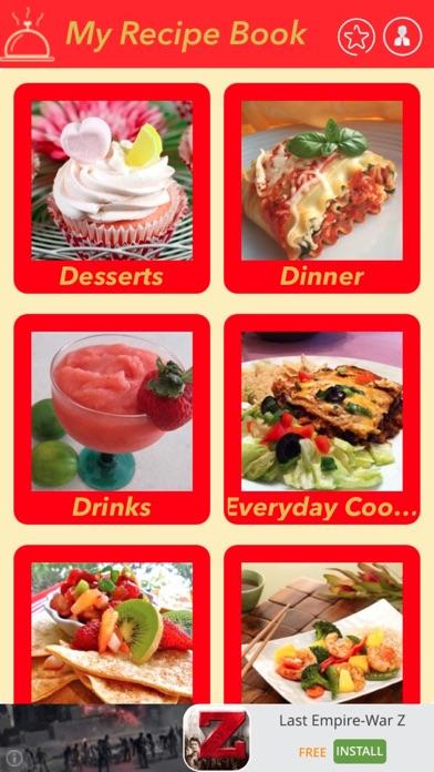 Recipe Book : Christmas Dinner Recipes CookbookScreenshot of 2