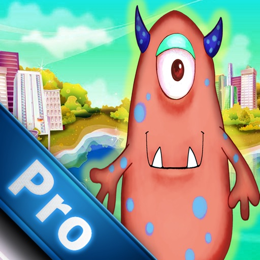 Jumping Super Monster Pro - A Crazy Adventure Of Monsters
