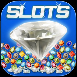 Amber Gem Slots Casino - Find the Famous Heart Diamond  and Win Big Prizes