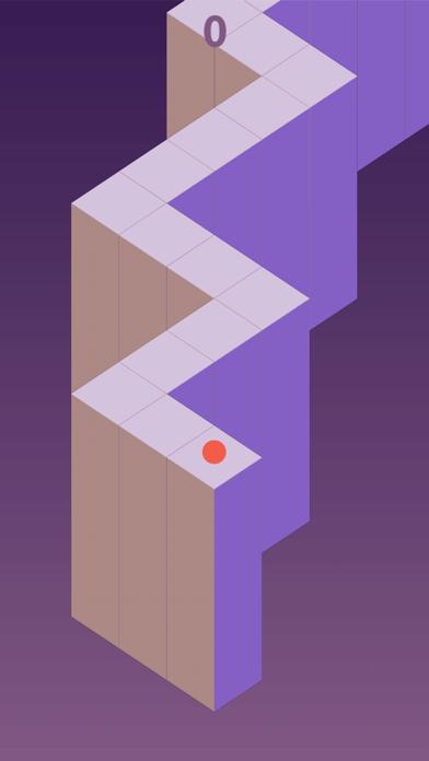 Zig Zag Way - Endless Wall, God Road screenshot four