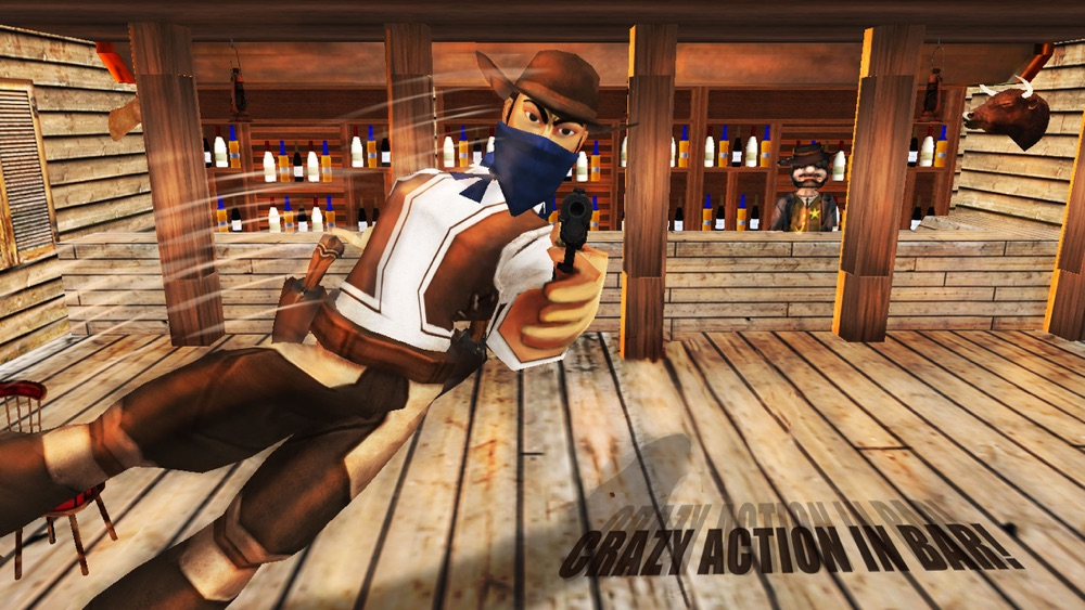 Wild-West Cowboy Real Shooting Game 3D Cheat Codes