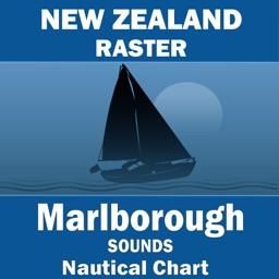 Marlborough Sounds (New Zealand) – Raster Nautical Charts