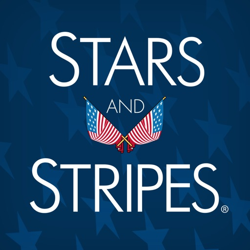 Military News from Stars and Stripes app logo