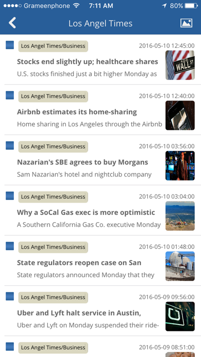 Wall Street Pro - Business, Finance, Economy & Market News Screenshots