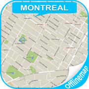Montreal offlinemap Explorer