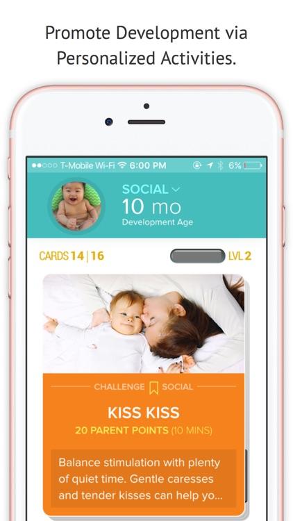 Lyfeline Milestones: Baby Development Tracker, Activities, and Delay Detection