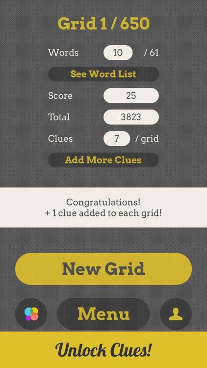 Spell Grid : Swipe Letters, Spell Words screenshot-3