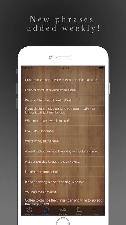 Wine Time Pro screenshot-3