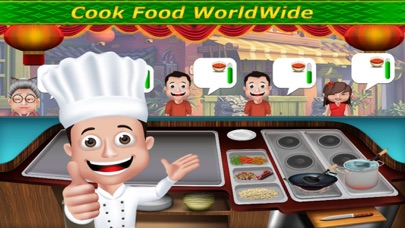 Kochen Koch Rescue Küche Master - Restaurant Management Fever for boys & girlsScreenshot von 2