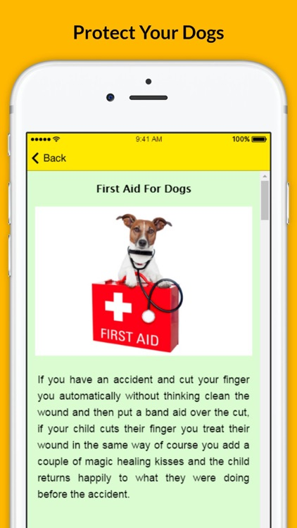 Pet First Aid - Responsibilities of a Pet Owner screenshot-2