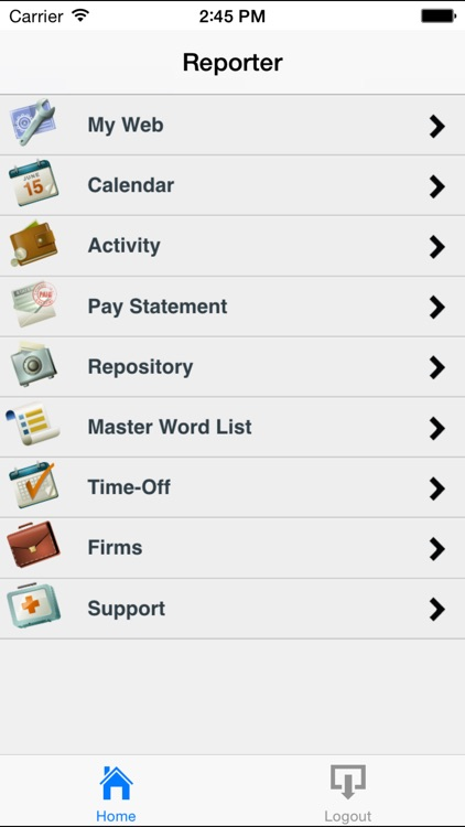Litivate Reporting + Trial Services screenshot-3