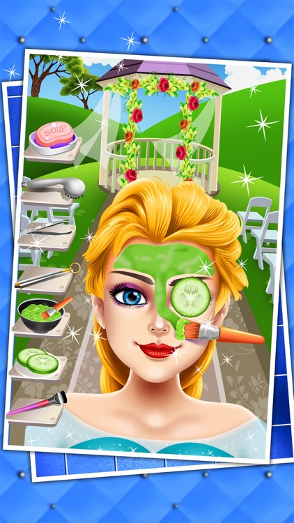 Princess Make-Up Salon & Spa Makeover Kids Games!