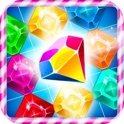 Jewel Puzzle - Diamond Game Match