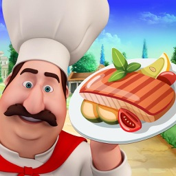 Cooking Kitchen Food Super-Star - master chef restaurant carnival fever games