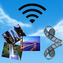 WiFi Photo & Video - Transfer photos and videos wirelessly