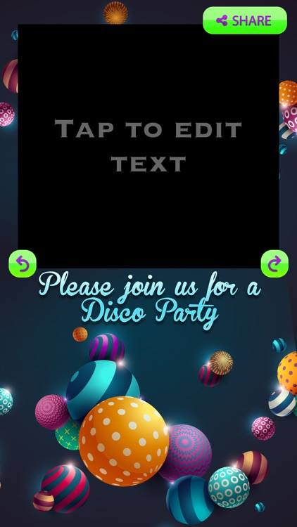 Invitation Card Designer – Beautiful eCards Collection for Birthday, Party and Wedding.s screenshot-4