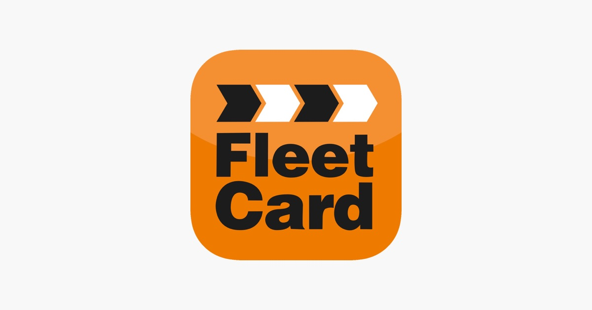 Fleet Card on the App Store