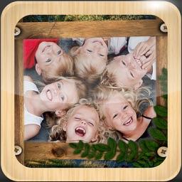 Amazing Photo Frames - make eligant and awesome photo using new photo frames