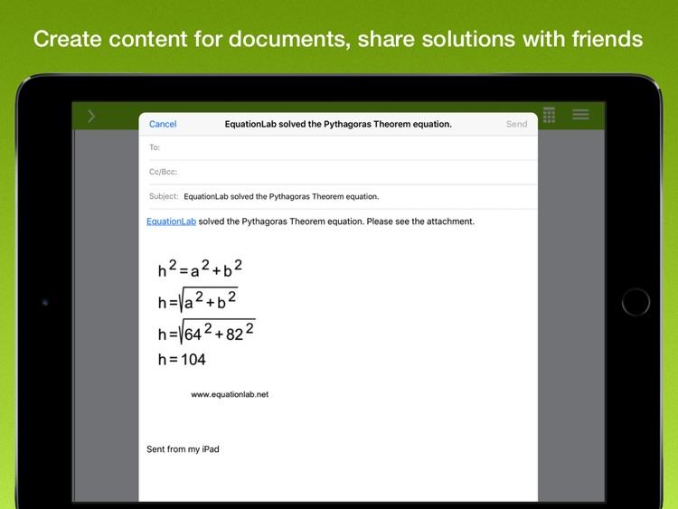EquationLab screenshot-3