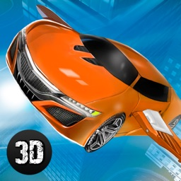 Super Car Flight Simulator 3D Full
