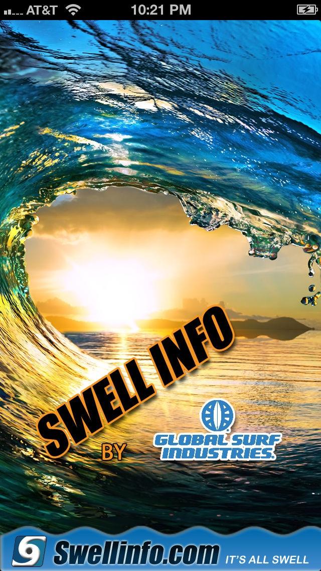 Swell Info Screenshot