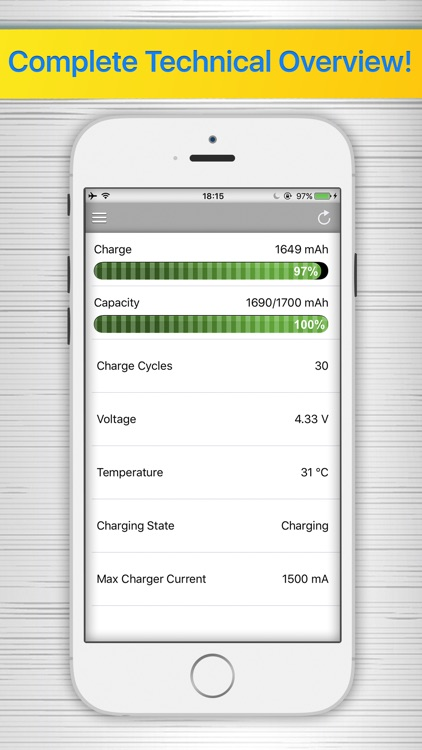 Battery Doc - Professional Care and Information screenshot-4