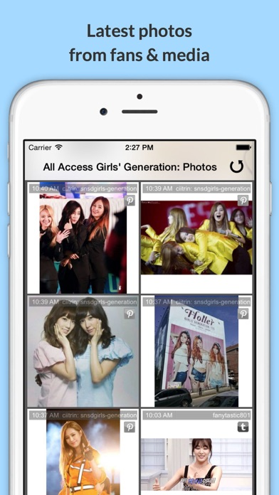 download All Access: Girls' Generation Edition - Music, Videos, Social, Photos, News & More! apps 3