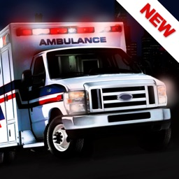 Emergency Ambulance Driver Simulator: Modern Day Hero