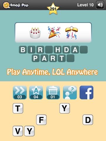 Emoji Pop™ screenshot
