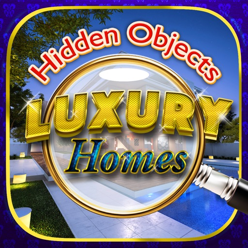 Hidden Objects Luxury Homes - Lifestyles of the Rich & Famous FREE