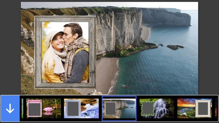 Season Photo Frame - Free Pic and Photo Filter