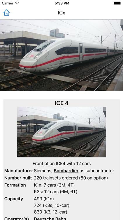 CHI Encyclopedia of Trains screenshot-4